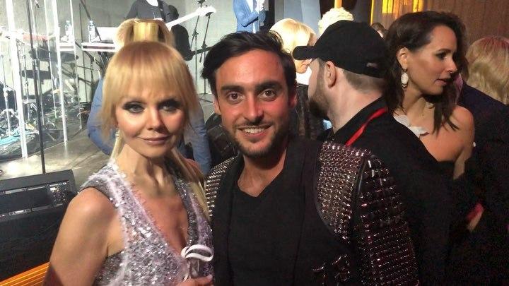 """Lorenzo Bramati on Instagram: """"Прекрасный вечер, прекрасная ты. С днем рождения снова ❤️ @valeriya юбилей валерия прекрасно вечер классно..."""