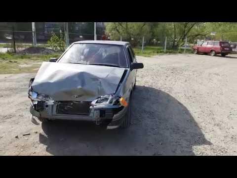 Срочный выкуп авто ! Выкупили ВАЗ-2114 после лобового удара