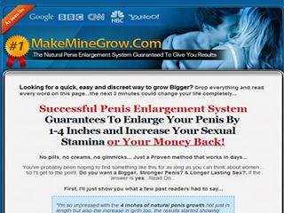 Make Mine Grow
