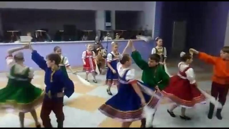 Калинка малинка 3 школа