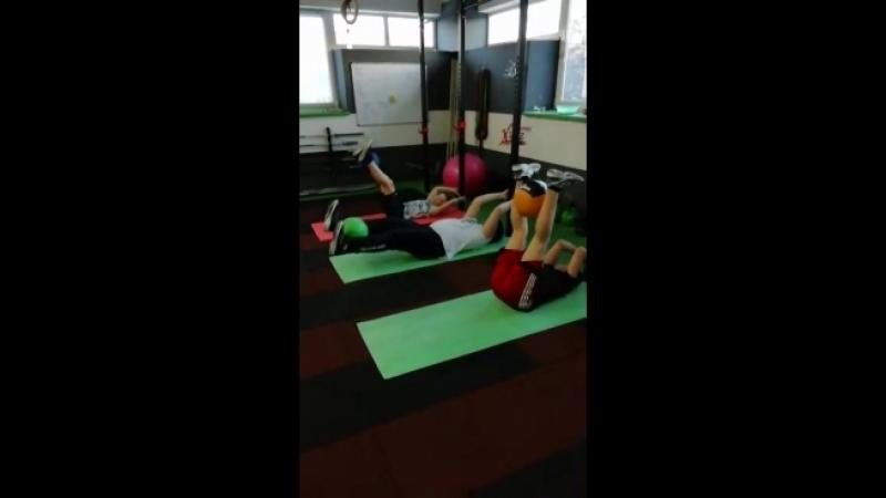 Тренировка в X-Line Sport I