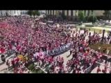 Фанаты сборной Перу в Саранске