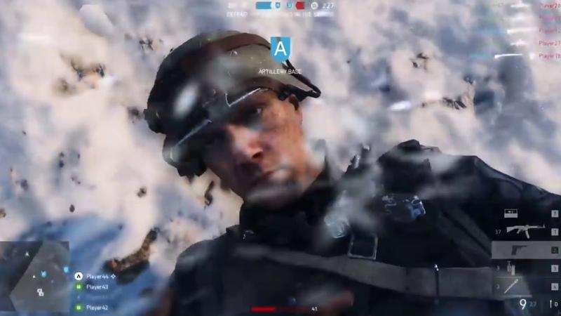 Battlefield 5 играю первые впечатления что за дичь