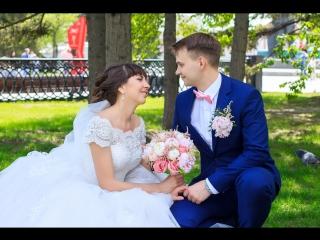 Свадьба Екатерины и Евгения.