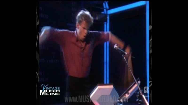 Al Corley - Square Rooms (Superflash Show 1984)