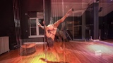 Scott B X Zixy Z - Pole dance music video - Poetry by Akua Naru