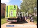 Поезда здоровья продолжают работать в Нижегородской области