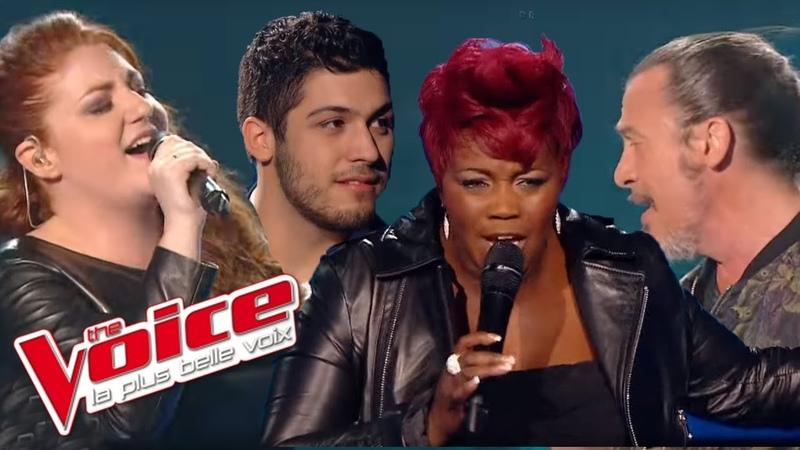 Calogero et Passi Face à la mer Florent Pagny et ses talents The Voice France 2014│Prime 1