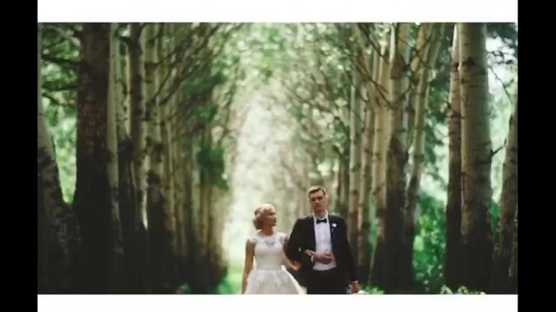Красивое свадебное видео от Руслана Хисматулина @weddnsk