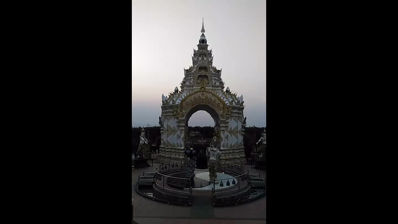 Wat Sang Kaew Bodhiyan Chiang Rai Thailand live28 02 18 vol2