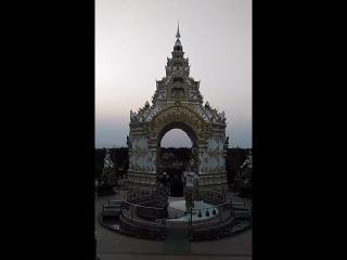 Wat Sang Kaew Bodhiyan Chiang Rai /Thailand/ (#live28/02/18) vol2