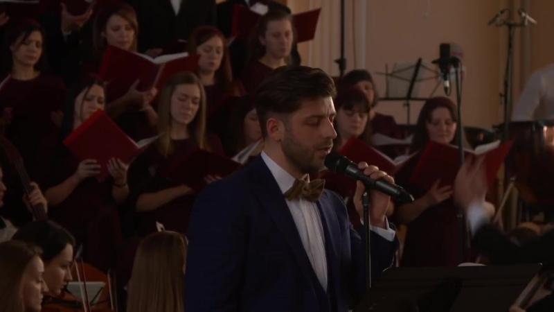 Великий Бог - Андрей Жилиховский, камерный хор и симфонический оркестр Храма Возрождения