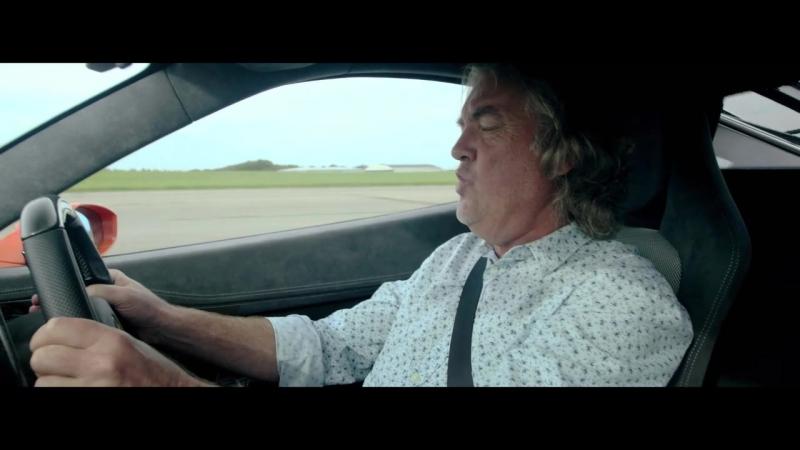 The Grand Tour-Lamborghini Huracan Performante