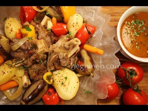 Armenian Khashlama Recipe - Heghineh Cooking Show