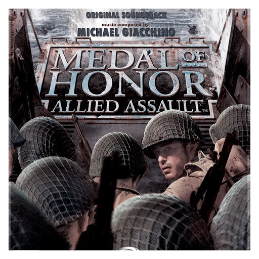 Michael Giacchino альбом Medal Of Honor: Allied Assault (Original Soundtrack)