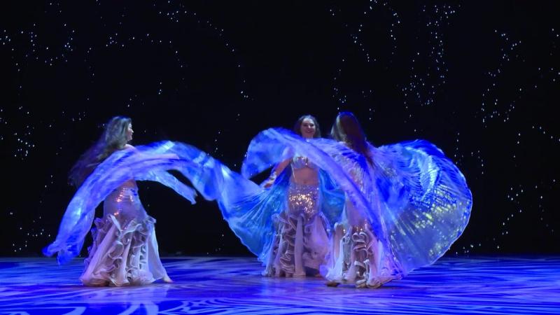 Арабский танец Звездная сонатаХореография А. Масаловой.Костюмы Халиф