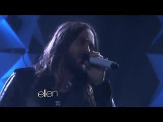30 Seconds To Mars - Stay (The Ellen Degeneres Show)