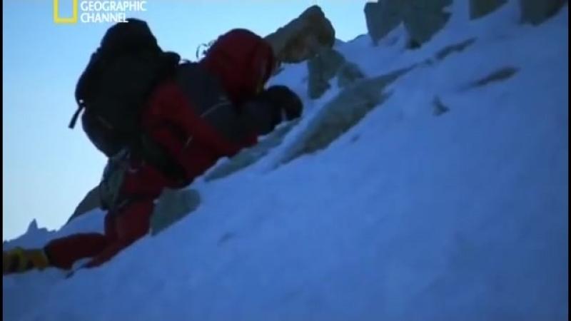 Восхождение на Эверест 1996 - В мертвой зоне