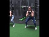 Nathaly Cherie кардио тренировка