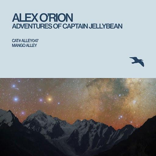 Alex O'Rion альбом Adventures of Captain Jellybean