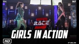 Race 3 Girls In Action Behind The Scenes Jacqueline Fernandez Daisy Shah