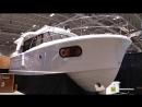 2018 Beneteau Swift Trawler 30 Walkaround 2018 Toronto Boat Show