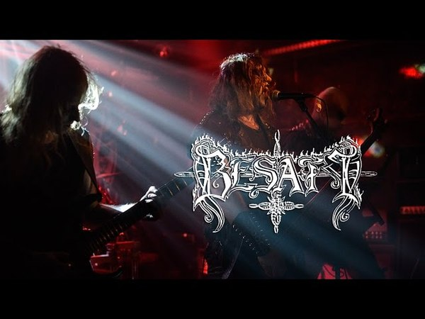 Besatt - Blood of my enemies (live Chambéry - 7052016)