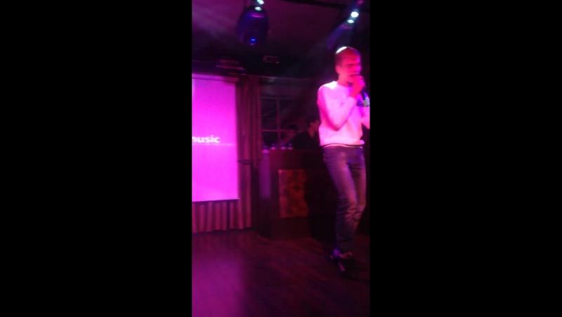 Yung Netty- Thresher ( live video)