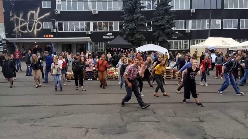 Мастер-классы по ретро-танцам. 2