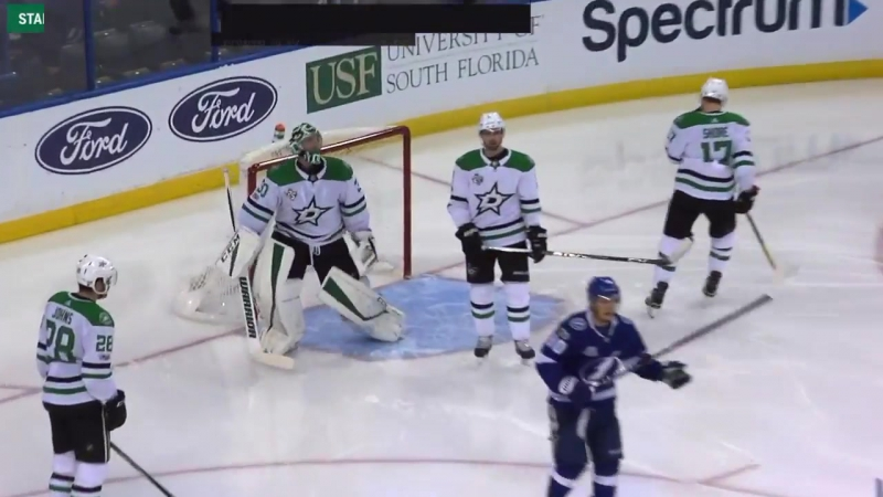 Stamkos, Vasilevskiy guide Lightning past Stars
