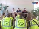 В Ельце прошли поисково-спасательные учения для волонтёров