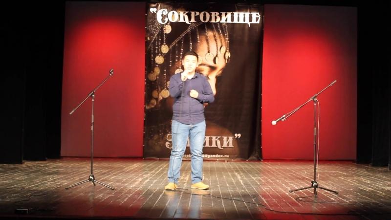Виктор Дакинов концерт в русском театре 22042018