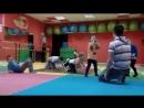 когда детки любят своего тренера фитнес клуб Манго Кузнецк