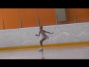 00002- Ксюша Краусова-2 спорт.разряд-Произвольная программа-10.05.2017- Чебоксары