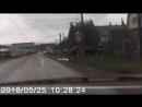 Аварийная ситуация 45-52 секунды записи
