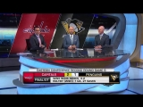 NHL Tonight: Caps OT Win May 8, 2018