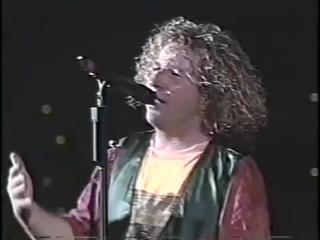 Van halen - balance tour, pensacola, florida 1995