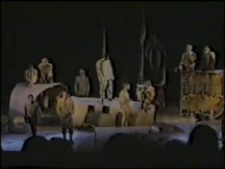 Повелитель мух - Спектакль МДТ постановка Л. А. Додина