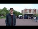 Джазовый концерт в Яблоневом саду (репортаж 16.05.18)
