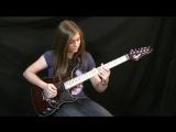 Van Halen - Eruption (Cover by Tina S)