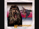 Kajagoogoo - The Lions Mouth (Live.1984)