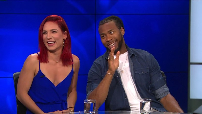 "Sharna Burgess Josh Norman on What's New with ""Dancing with the Stars"""