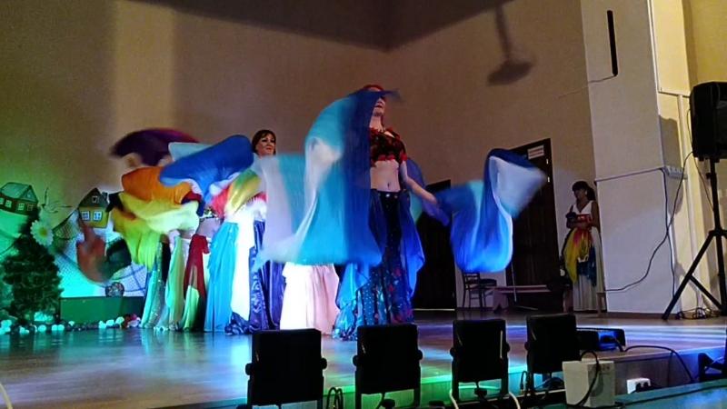 ТА Dance World г. Мурманск и Североморск_Восточное Шоу