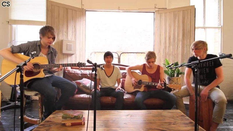 5 Seconds of Summer - Gotta Get Out (Acoustic) [RusSub]
