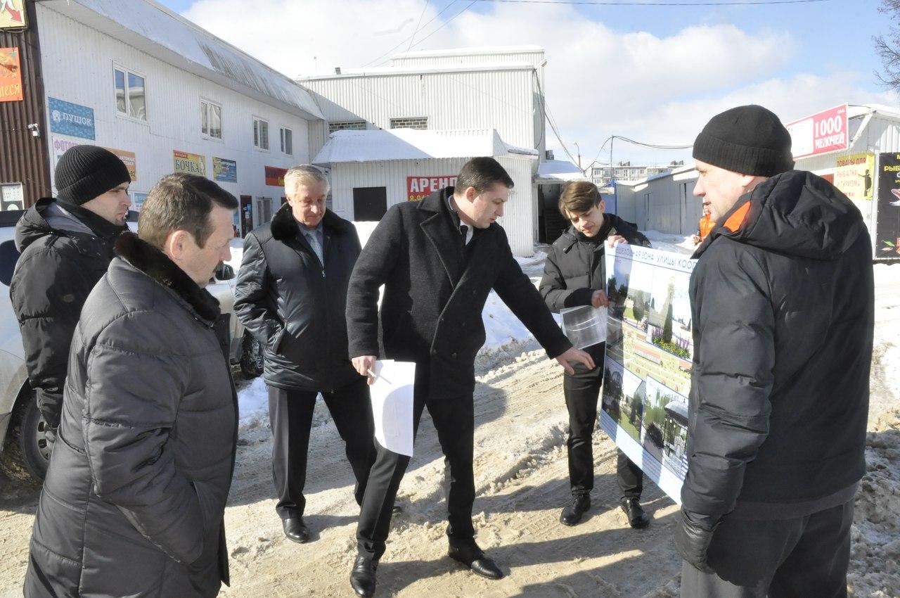 Боровский район посетил с рабочим визитом депутат Государственной Думы Геннадий Скляр