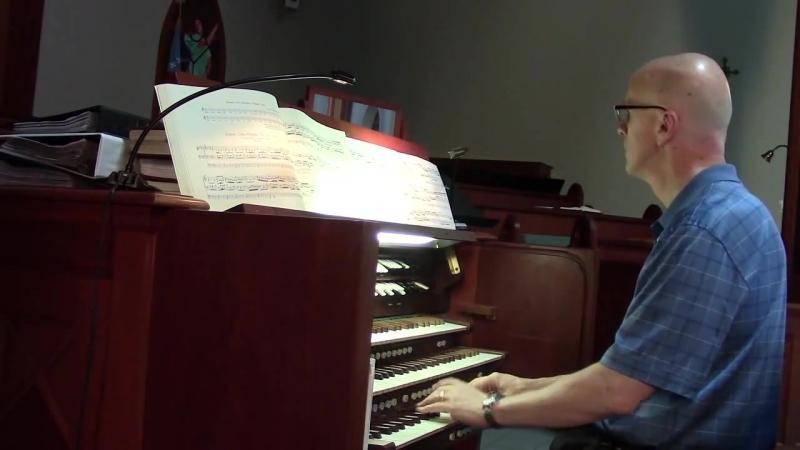 631 J. S. Bach - Komm, Gott Schöpfer, heiliger Geist (Orgelbüchlein No. 33), BWV 631 - Mark Pace