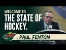 Minnesota Wild New GM Paul Fenton