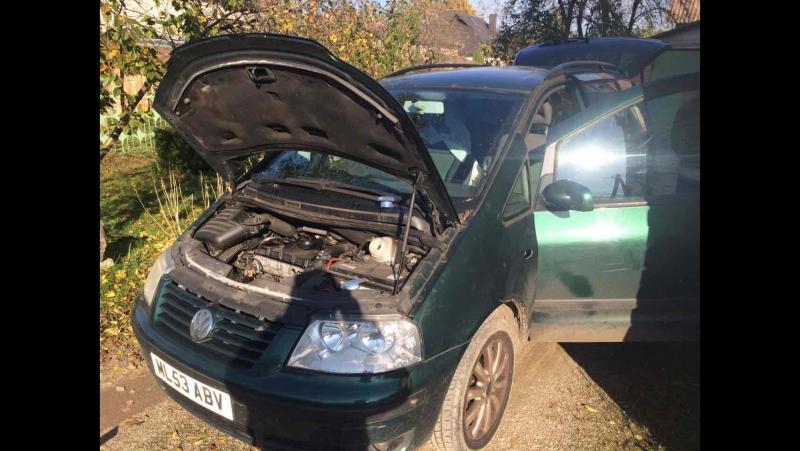 VW Sharan 2004 1.9 TDI PD AUY 85 kW