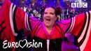 Netta 'Toy' Israel wins Eurovision after dramatic public vote Eurovision Song Contest 2018