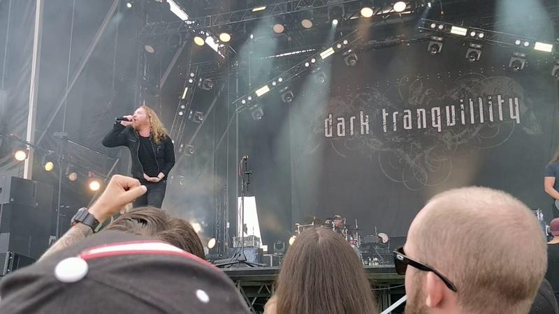 Dark Tranquillity - Atoma Live @ Sweden Rock Festival 2018